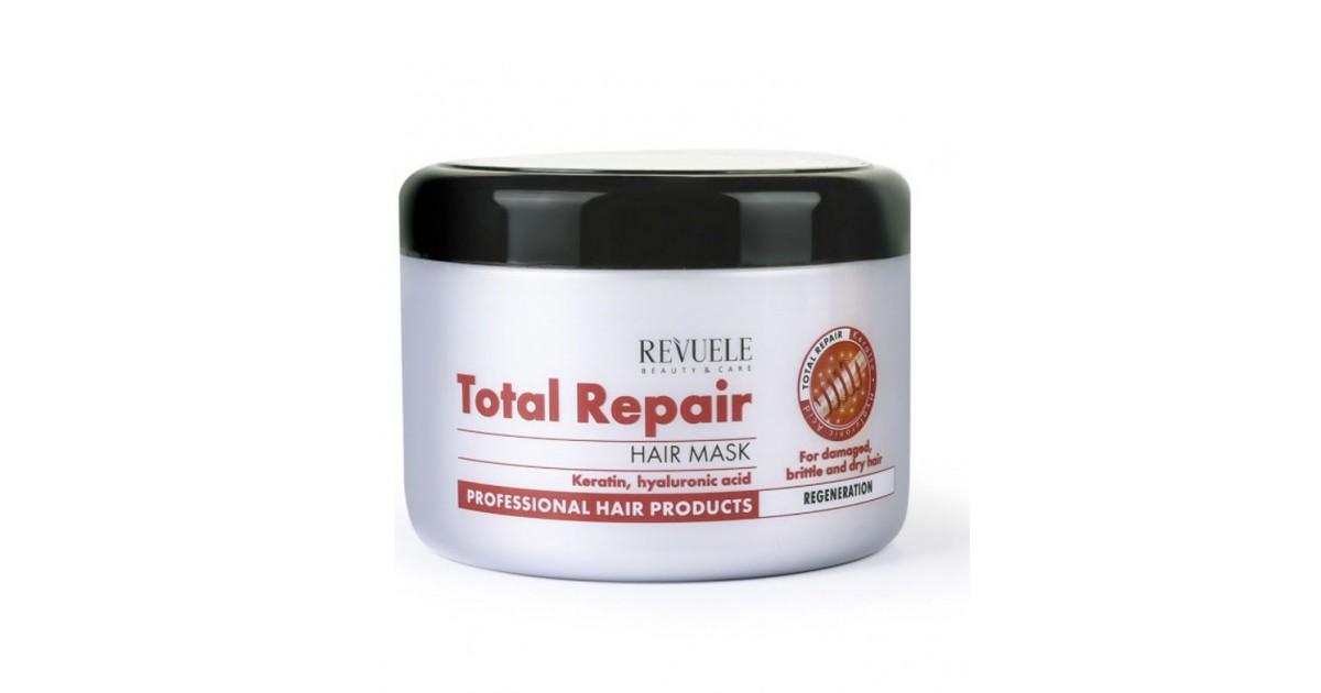 Revuele - Mascarilla capilar Total Repair - 500ml