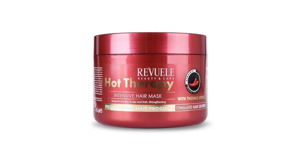 Revuele - Mascarilla capilar intensiva Hot Therapy - 500ml