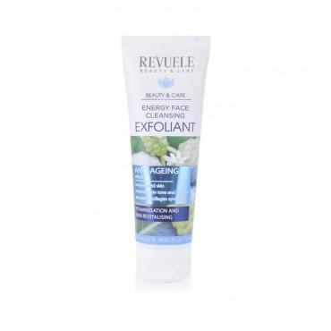 Revuele - Exfoliante facial limpiador antiedad - 80ml