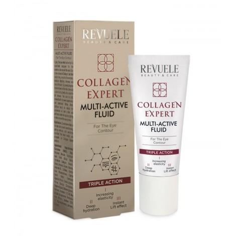 Revuele - Collagen Expert - Contorno de ojos Multi-Active Fluid - 25ml
