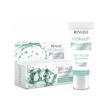 Revuele - Hydralift Hyaluron - Contorno de ojos en gel - 25ml