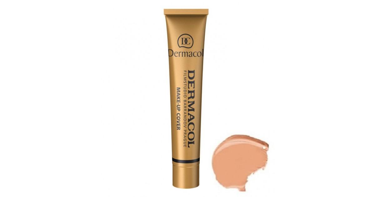 Dermacol - Base de maquillaje Cover FPS 30 - 227