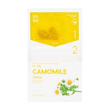 Holika Holika - Mascarilla Brewing Tea Bag - Camomila