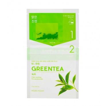 Holika Holika - Mascarilla Brewing Tea Bag - Té verde