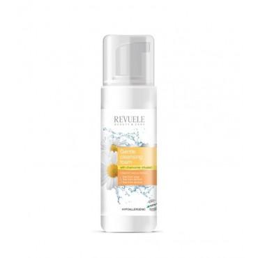 Revuele - Soft Cleansing Foam - Espuma limpiadora - Infusión de manzanilla- 150ml