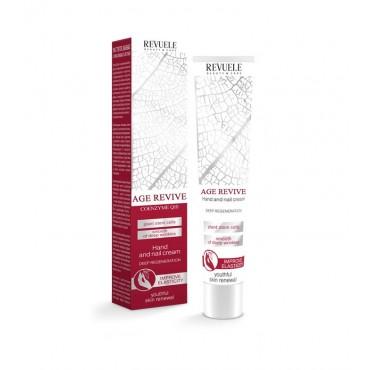 Revuele - Age Revive - Crema de manos y uñas - 50ml