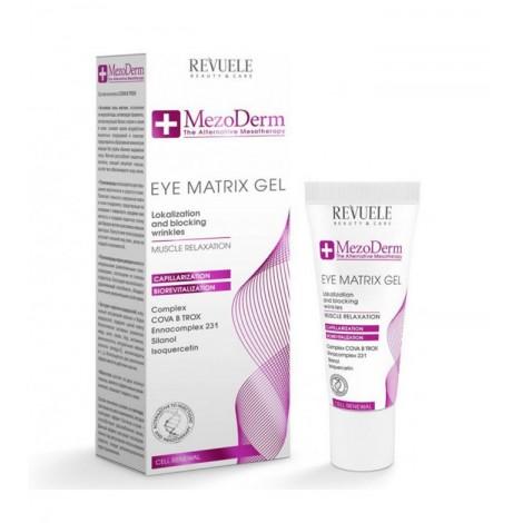 Revuele - Mezoderm - Contorno de ojos Eye Matrix Gel - 25ml