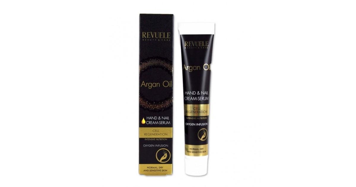 Revuele - Argan Oil - Crema de manos y uñas - 50ml