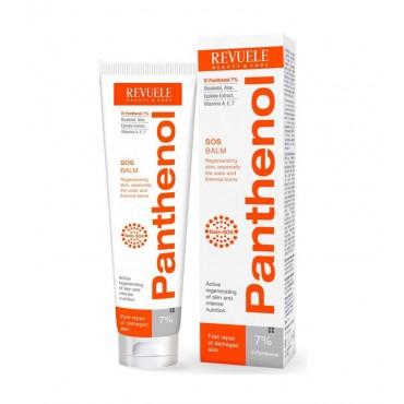 Revuele - Panthenol - Bálsamo SOS para quemaduras - 75ml