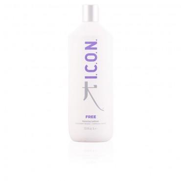 I.C.O.N - FREE - Acondicionador Hidratación - 1000ml