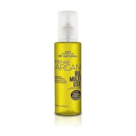 Be Natural - Repair Argan - Aceite capilar de Argán - 100ml