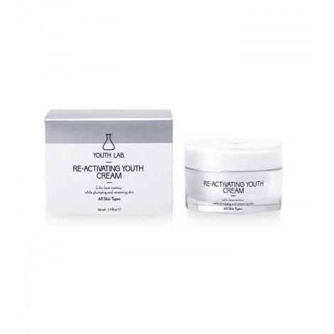 Youth Lab - Crema facial rejuvenecedora Reactivating Youth - Todo tipo de pieles