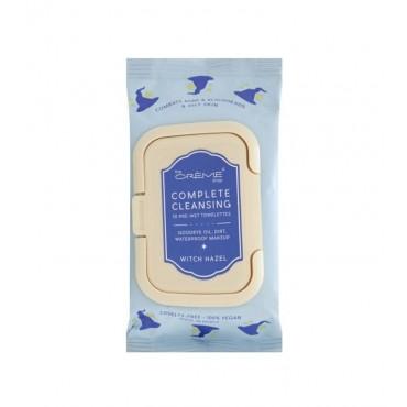 The Crème Shop - Toallitas Desmaquillantes 30 unidades - Hammamelis