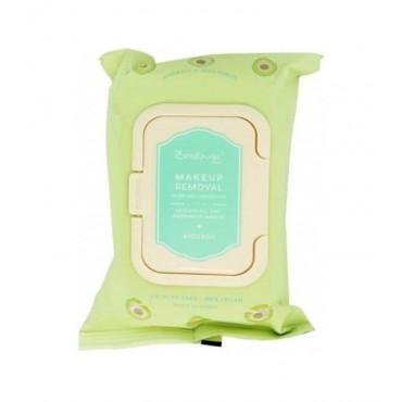 The Crème Shop - Toallitas Desmaquillantes 30 unidades - Aguacate