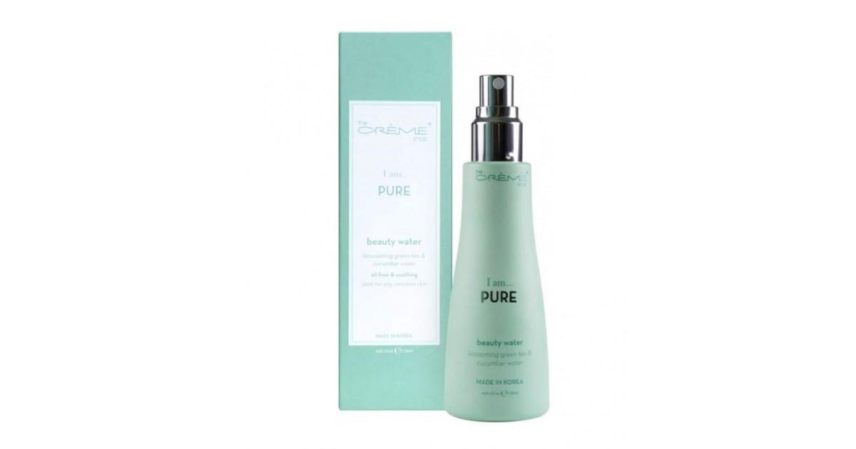 The Crème Shop - Spray Facial Multifunción Beauty Water - Pure - 120ml