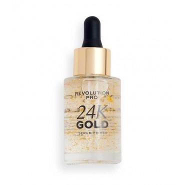Revolution Pro - *24K Gold* - Sérum y prebase hidratante e iluminadora