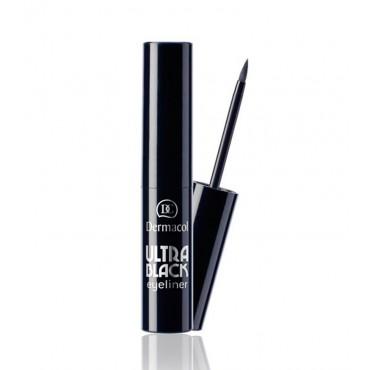 Dermacol - Eyeliner líquido Ultra Black - Negro