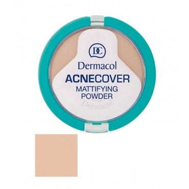 Dermacol - Polvos matificantes Acnecover - Shell