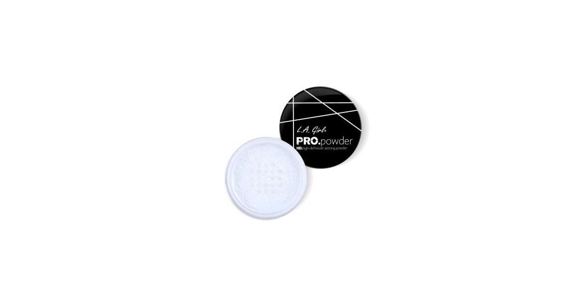 L.A. Girl - Polvos sueltos High definition Setting Powder - Translúcidos
