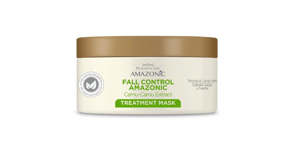 Be Natural - Fall Control Amazonic Mascarilla Capilar - 350gr