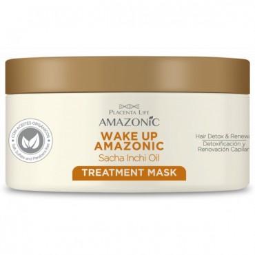 Be Natural - Wake Up Amazonic Mascarilla Capilar - 350gr
