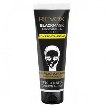 Revox - Mascarilla Peel Off Black Mask con Pro-Colágeno