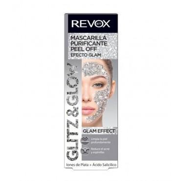 Revox - Glitz & Glow - Mascarilla Limpieza Profunda peel off