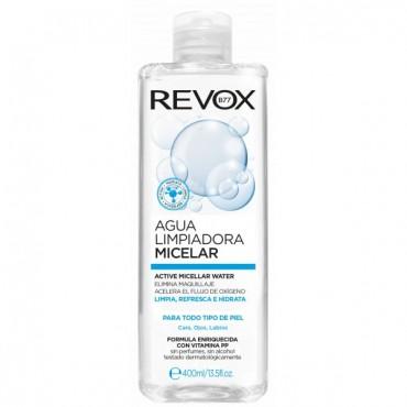 Revox - Agua micelar limpiadora