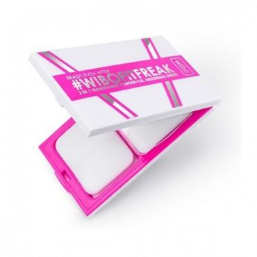 Wibo - FitFreak - Hojas Matificantes 2 en 1 - Translucent...