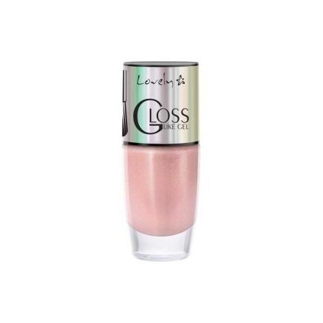 Lovely - Gloss Like Gel - 101 - 8ml