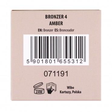 Wibo - *#MYCHOICEWIBO* - Bronceador x Marina Llorca - 04: Amber