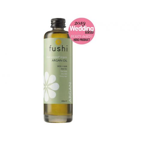 Fushi - Aceite de Argán BIO Prensado en frío - 100ml