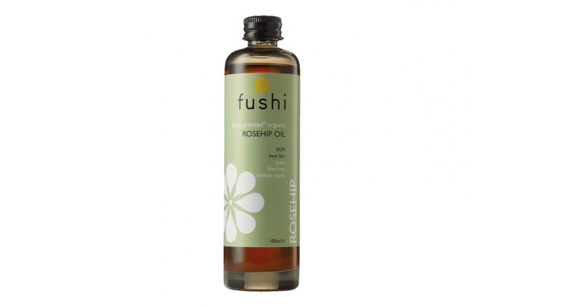Fushi - Aceite de Rosa Mosqueta BIO Prensado en frío - 100ml