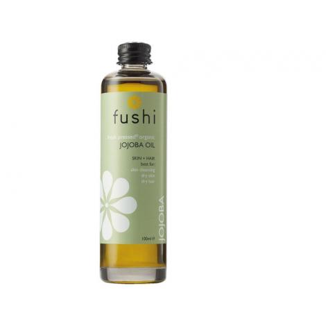 Fushi - Aceite Jojoba Orgánico Prensado en frío - 100ml