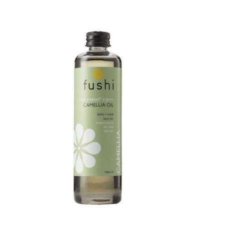 Fushi - Aceite Camelia Orgánico Prensado en frío - 100ml