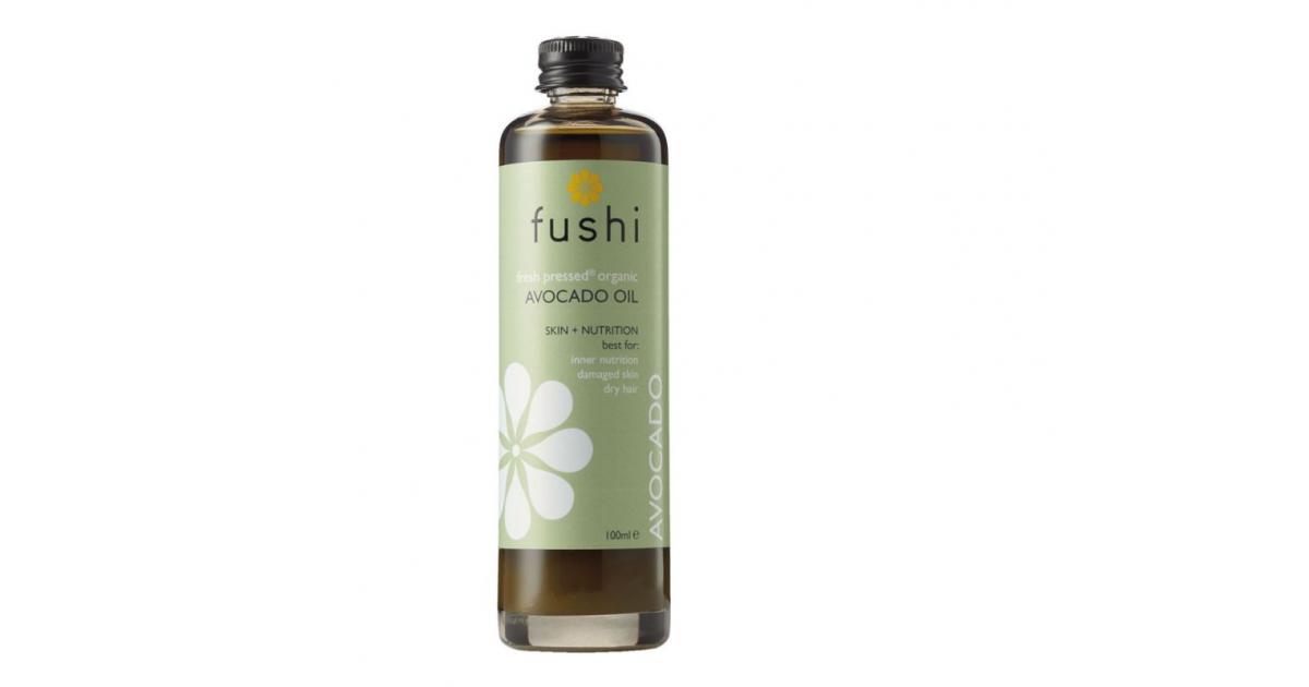 Fushi - Aceite de Aguacate Orgánico Prensado en frío - 100ml