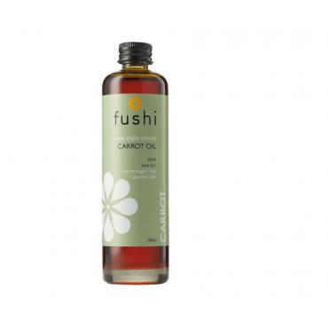 Fushi - Aceite de Zanahoria Orgánico Prensado en frío - 100ml