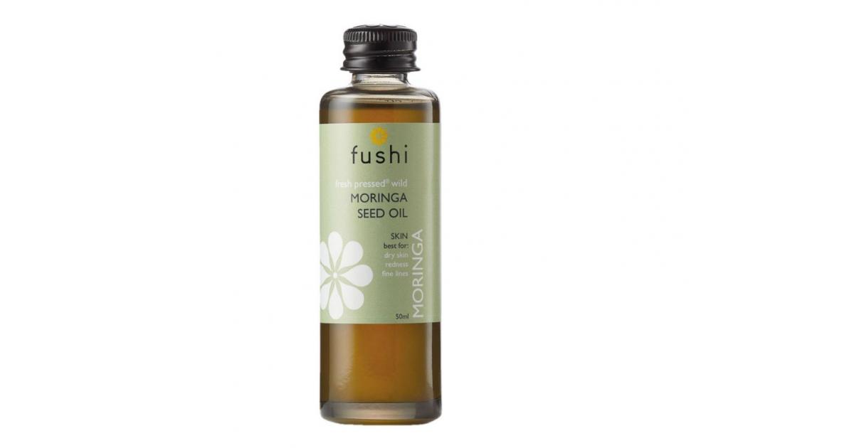 Fushi - Aceite de Moringa Orgánico Prensado en frío - 50ml
