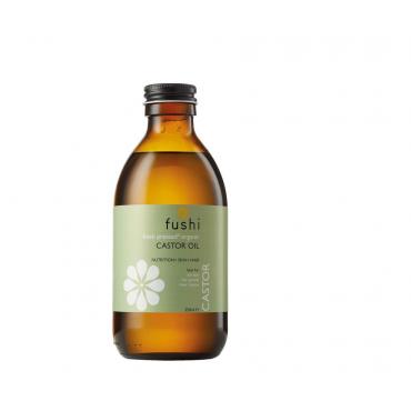 Fushi - Aceite de Ricino Orgánico Prensado en frío - 100ml