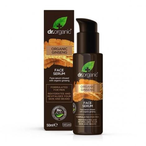Dr Organic - Sérum Facial con Ginseng Orgánico - 50ml