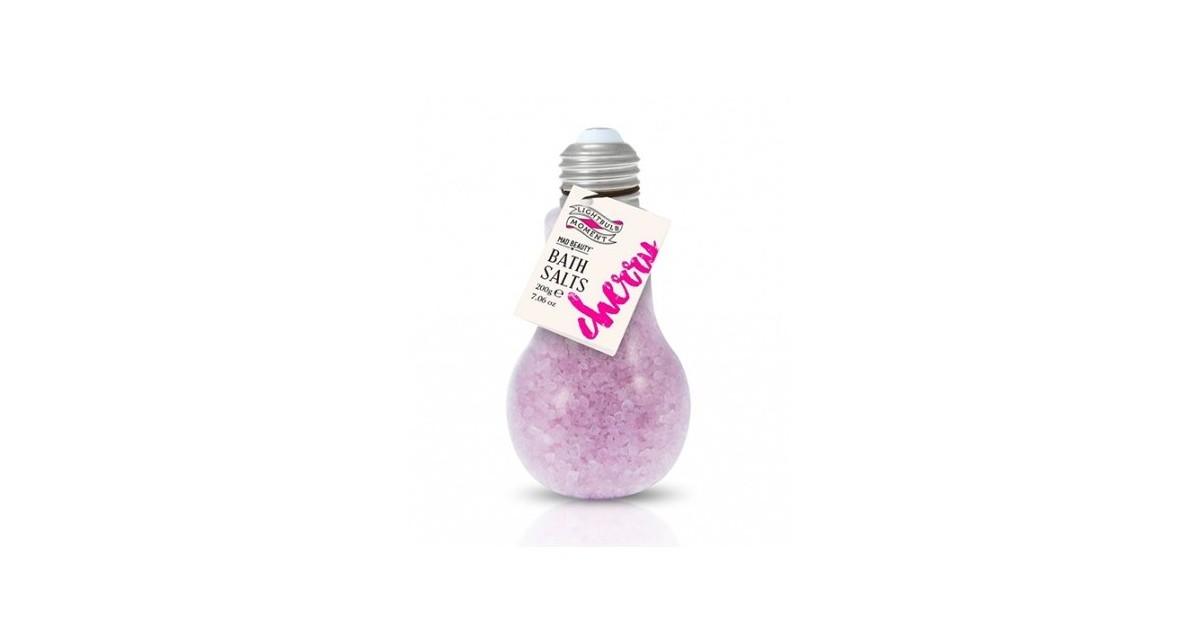 Mad Beauty - Sales de baño Light Bulb - Cereza