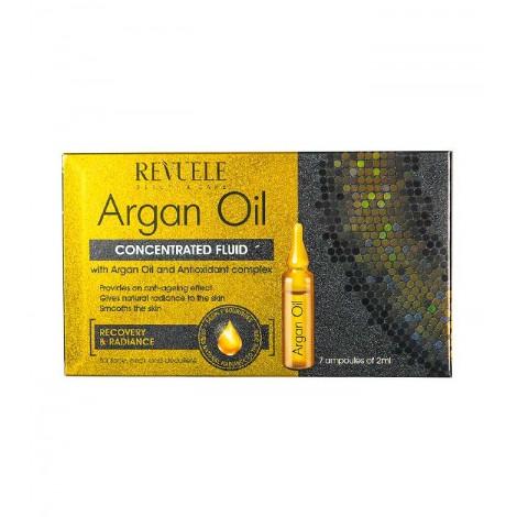 Revuele - Ampollas con Aceite de Argán - 7x2ml