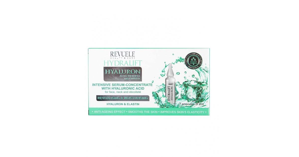 Revuele - Ampollas Hydralift con Ácido Hialurónico - 7x2ml