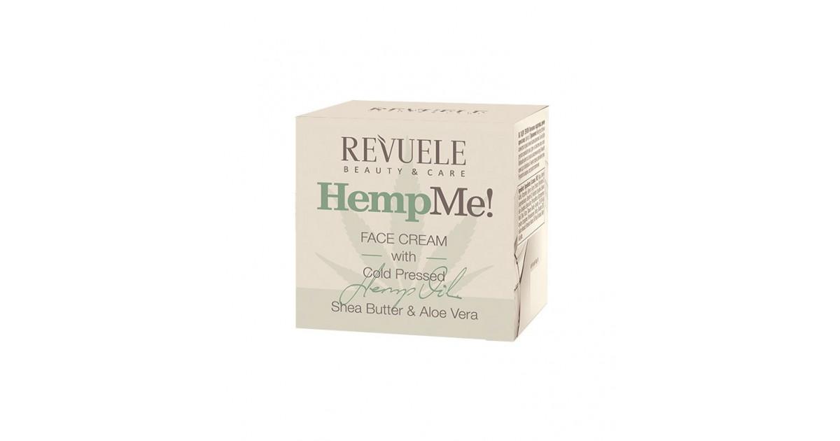 Revuele - Hemp Me! - Crema facial - 50ml