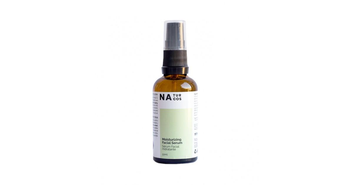 Naturcos - Sérum Facial Hidratante Bio - Piel normal/seca - 50ml