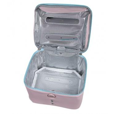 MQBeauty - Neceser Esterilizador UV-C - Rosa