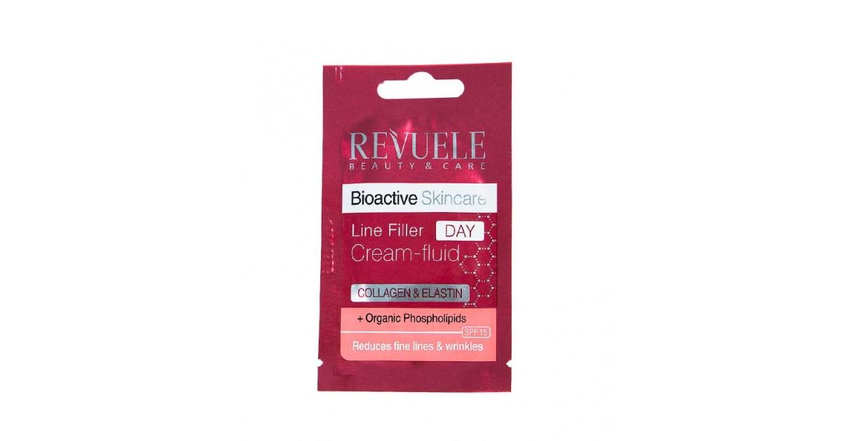 Revuele - *Bioactive Skincare* - Crema fluida de día Line Filler - 7ml