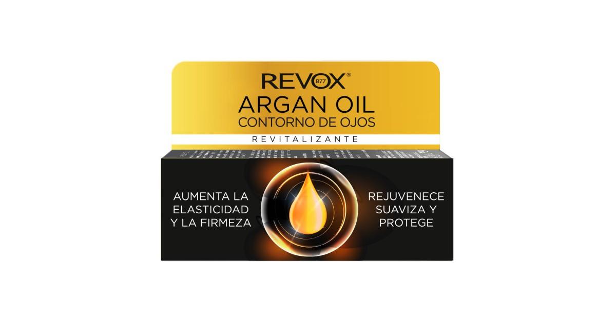 Revox - Argan Oil Contorno de Ojos Revitalizante - 25ml