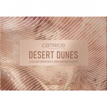 Catrice - *TanSation* - Paleta de bronceadores e iluminadores Desert Dunes