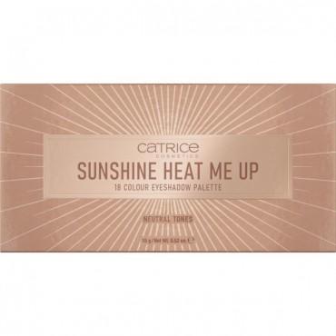 Catrice - *TanSation* - Paleta de sombras Sunshine Heat Me Up
